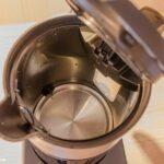 testbericht Bosch TWK8613P wasserkocher blick nach innen