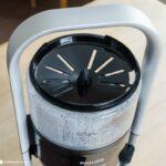 testbericht Philips HD5407 60 cafe gourmet abnehmbarer Deckel