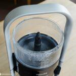 testbericht Philips HD5407 60 cafe gourmet blick in den wassertank