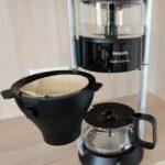 testbericht Philips HD5407 60 cafe gourmet schwenkbarer filterhalter